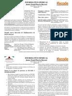 Informativo Magisterial 001