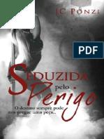 Livro - Seduzida Pelo Perigo - JC Ponzi