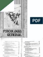 Pétrovski, A. v. - Psicologia General