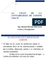 Ciclo de Contabilidad de Costos- Clase 2 15478