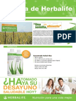 Revista TODAY herbalife