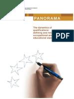 Dynamics of Qualifications