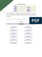 Modelo Documento In04 Termo de Ciencia