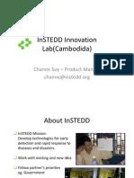 InSTEDD iLab in Cambodia