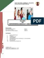 Silabo Enf Basica y Obst 2015