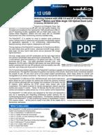 Roboshot 12 USB Tech Spec's