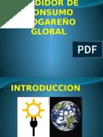 Medidor de Consumo Hogareño Global