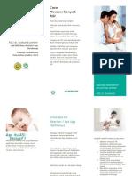 Leaflet Penyuluhan NIFAS 1