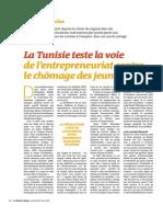 La Tunisie teste la voie de l'entrepreneuriat contre le chômage des jeunes