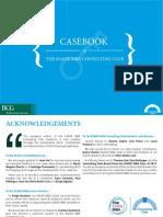 ESADE MBA Consulting Club Casebook 2011