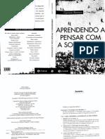 Aprendendo a pensar com a sociologia 105 pgs.pdf