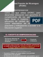 Educacion Semi- Presencial