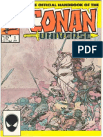 Conan Hanbook
