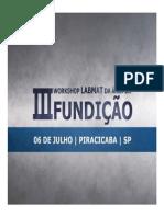 Fundição Workshop