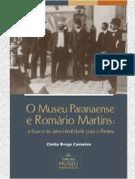 eBook Museu Paranaense e Romario Martins