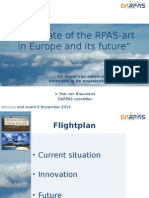 Event Presentation Rob Van Nieuwland State of RPAS Art