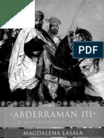 Abderrahmán III, El Gran Califa de Al-Andalus- Magdalena Lasa