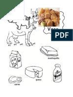 Los Animales y Sus Derivados