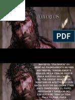 Via Crucis Compuesto en Jerusalén - Hermanas Clarisas Capuchinas