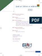 Guid Interne Medecine 2010 v2