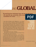 fostering global grit - teaching young leaders to be of real use