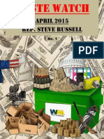 Waste Watch April 2015