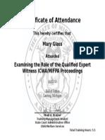 3-6-15 certificate of attendance icwa