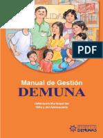 Manual de Demunas