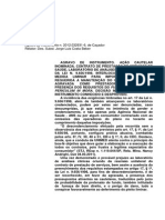 Agravo de Instrumento n. 2012.032931-6 de Caçador - Relator Jorge Luiz Costa Beber