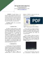INFORME SOBRE LA COSNTRUCCION DE UN OSCILOSCOPIO DIGITAL