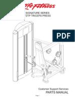 FZTP Triceps Press