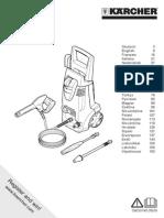 Karcher 3.91 4.91 User Manual Multilingual