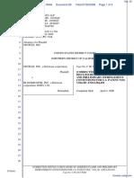 Netflix, Inc. v. Blockbuster, Inc. - Document No. 26