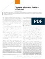 Making Sense of Technical Information Quality - A Software-Based Approach