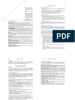 Guía de Estudio - Contratos de Sociedades