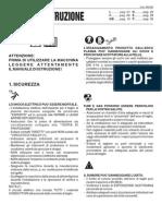 Manuale Istruzione Telwin Plasma