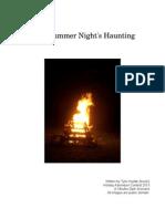 Midsummer Nights Haunting