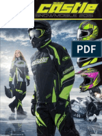 2015 Castle Snowmobile Catalog
