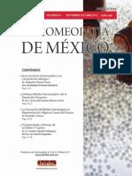 La Homeopatía de México, no. 680 (septiembre-octubre de 2012)
