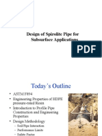 New Spirolite Pipe