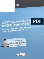 Creez Des Applications Pour iPhone iPad Et iPod Touch