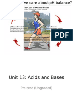 acid base pretest