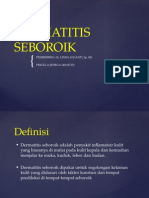 DERMATITIS SEBOROIK PPT PRICILLA JEMAGA.pptx