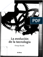 La Evolucion de La Tecnologia George Basalla 1