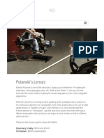 Polanski's Lenses 2