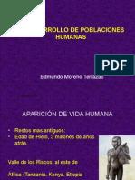 5. El Desarrollo de Poblaciones Humanas