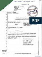 Winig v. Cingular Wireless, LLC - Document No. 6