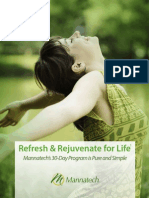 refresh and rejuvenate cleanse