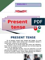 Pres. Ten - Inglés