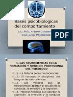 Bases Psicobiologicas Del Comportamiento